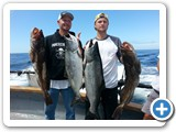 King Salmon and Ling Cod