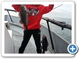 Two at a Time Black Rockfish