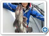 Double on Black Rockfish