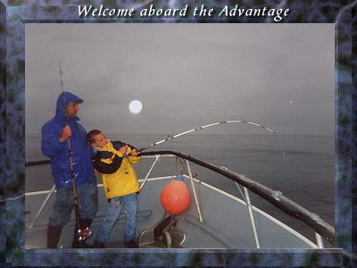 Welcome aboard the Advantage